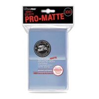 Clear Pro-Matte Sleeves (100)