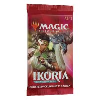 MTG Ikoria: Lair of Beh Booster DE