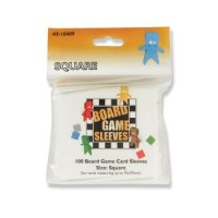 Board Game Sleeves: Square (100)