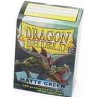 Dragon Shield: Matte - Green (100)