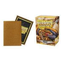Dragon Shield: Matte - Gold (100)