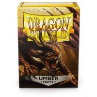 Dragon Shield: Matte - Umber (100)