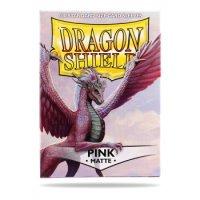 Dragon Shield: Matte - Pink (100)
