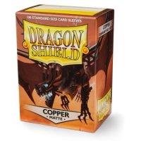 Dragon Shield: Matte - Copper (100)