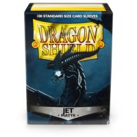 Dragon Shield: Matte ? Jet (100)