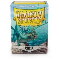 Dragon Shield: Matte - Mint (100)