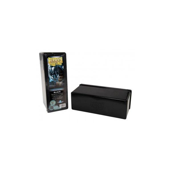 Dragon Shield: Gaming Box 4 Compartments ? Black