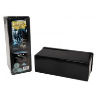 Dragon Shield: Gaming Box 4 Compartments ? Black