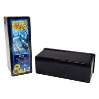 Dragon Shield: Gaming Box 4 Compartments ? Blue