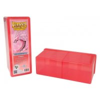 Dragon Shield: Gaming Box 4 Compartments ? Pink