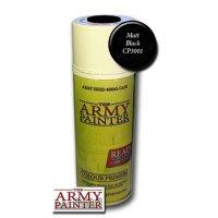 Army Painter - Base Primer - Matt Black Spray (400ml)