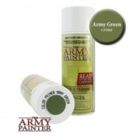 Army Painter  Primer: Army Green Spray (400ml)