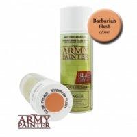 Army Painter  Primer: Barbarian Flesh Spray (400ml)