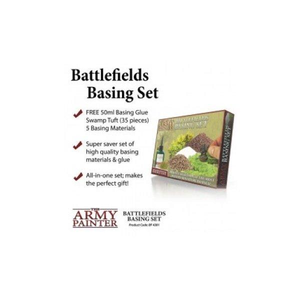Army Painter Battlefields Basing Set