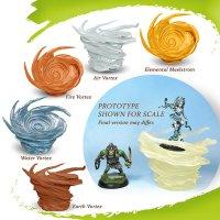 Drakerys: Elemental Vortexes & Maelstrom