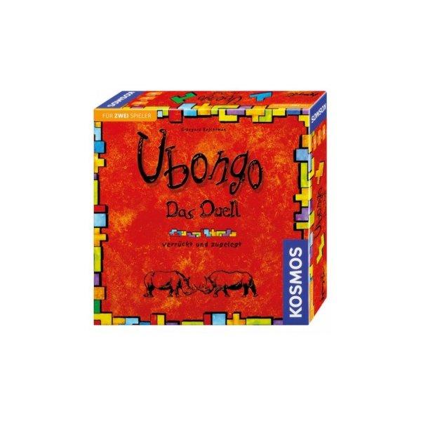 Ubongo ? Das Duell