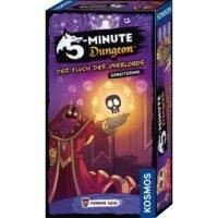 5-Minute Dungeon: Der Fluch des Overlords [Erweiterung]