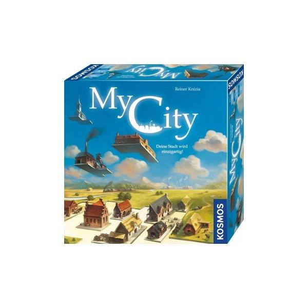 My City *Nominiert Spiel des Jahres 2020*