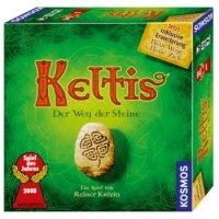 Keltis (inklusive Erweiterung) *Spiel des Jahres 2008*