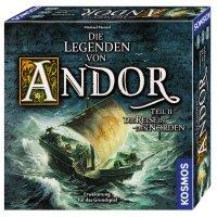 Die Legenden von Andor: Die Reise in den Norden- 2. Erw.