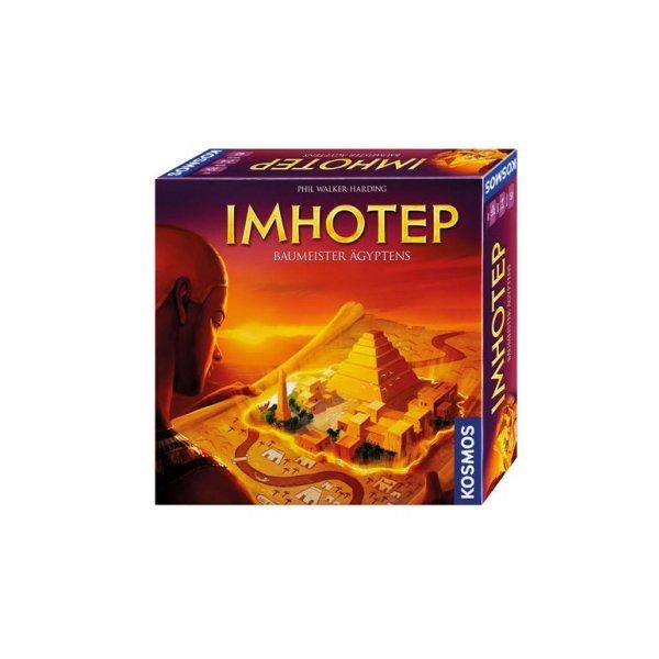 Imhotep - Baumeister Ägyptens *Nominiert SdJ 2016*