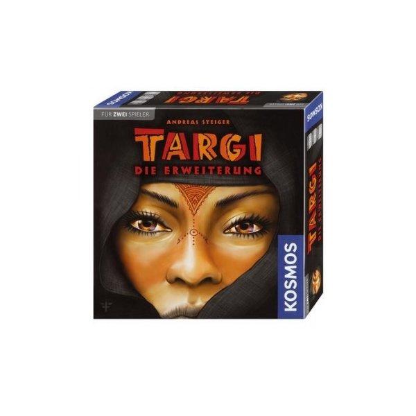 Targi - Die Erweiterung - DE