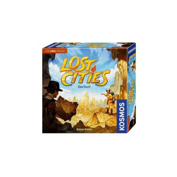 Lost Cities - Das Duell (Spiel für 2)
