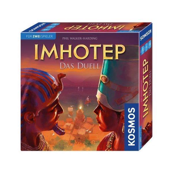 Imhotep ? Das Duell *Empfohlen Spiel des Jahres 2019*
