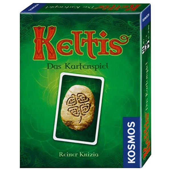 Keltis - Kartenspiel