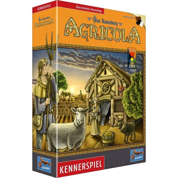 Agricola Kennerspiel (Neuauflage 2016)