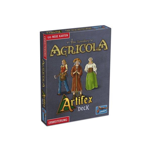 Agricola: Artifex Deck [Erweiterung]