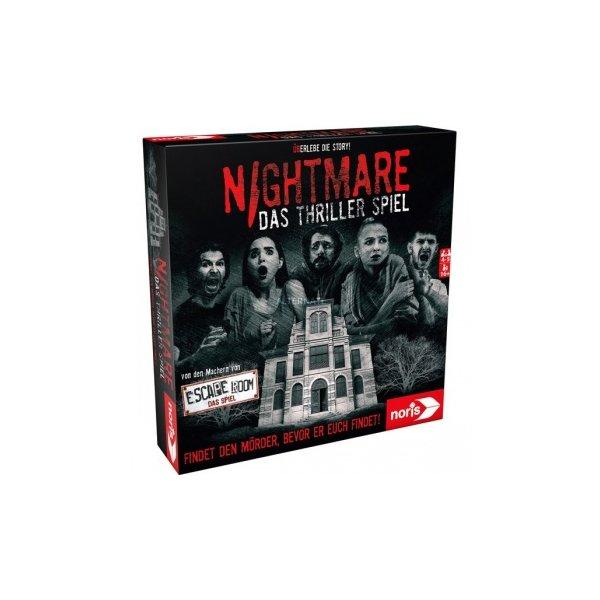 Nightmare Das Thriller Spiel - DE