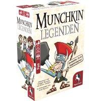 Munchkin Legenden 1+2