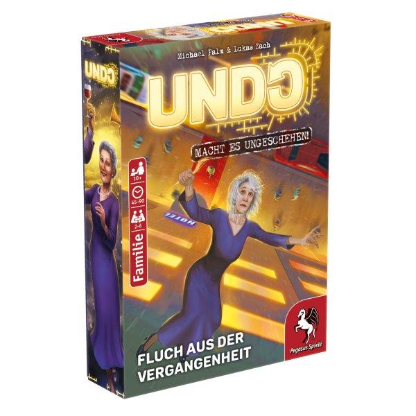 UNDO - Fluch aus der Vergangenheit