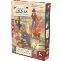 Sherlock Holmes - Die Nachwuchs-Investigatoren...