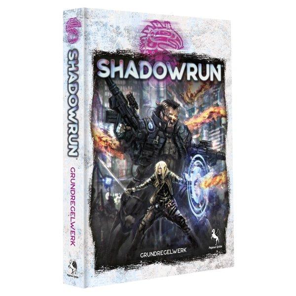 Shadowrun: Grundregelwerk, 6. Edition (Hardcover)