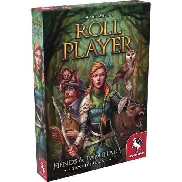 Roll Player: Fiends & Familiars [Erweiterung]