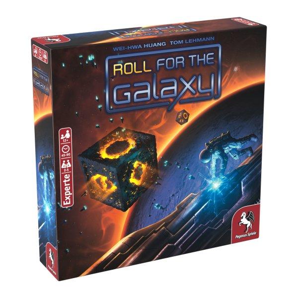 Roll for the Galaxy (deutsche Ausgabe)