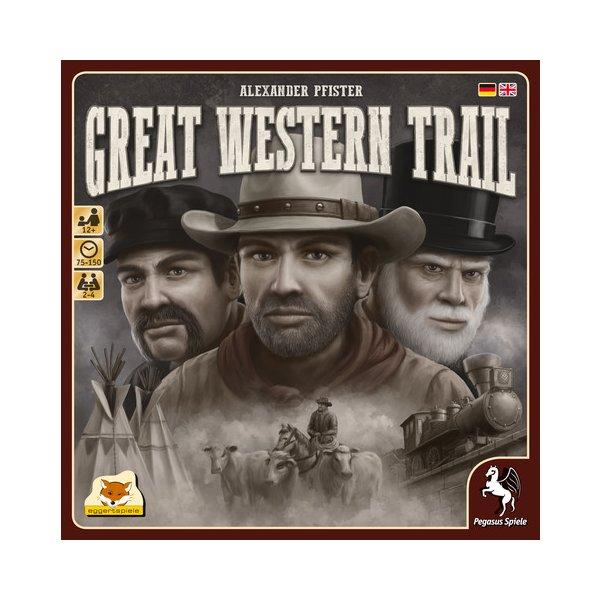 Great Western Trail: Rails to the North [Erweiterung] (eggertspiele)