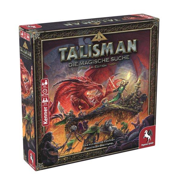 Talisman - Die Magische Suche, 4. Edition