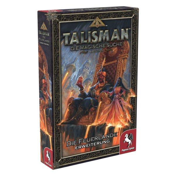 Talisman: Die Feuerlande [Erweiterung]
