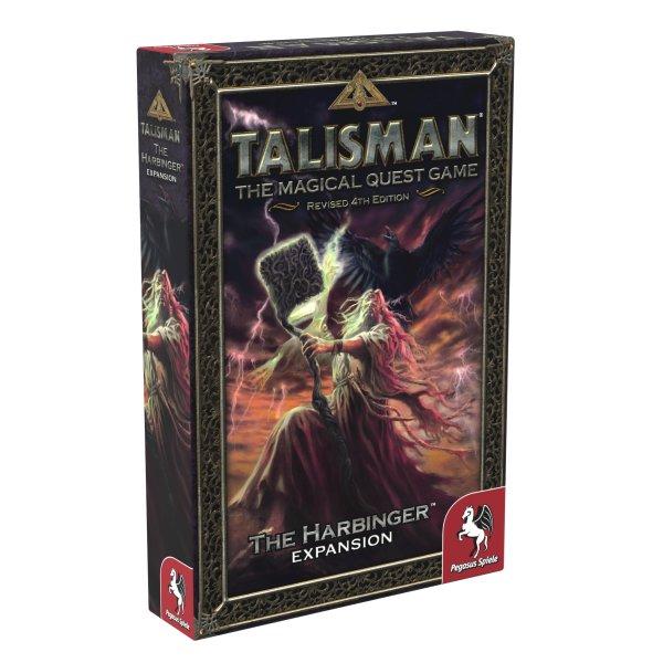 Talisman: The Harbinger [Expansion]