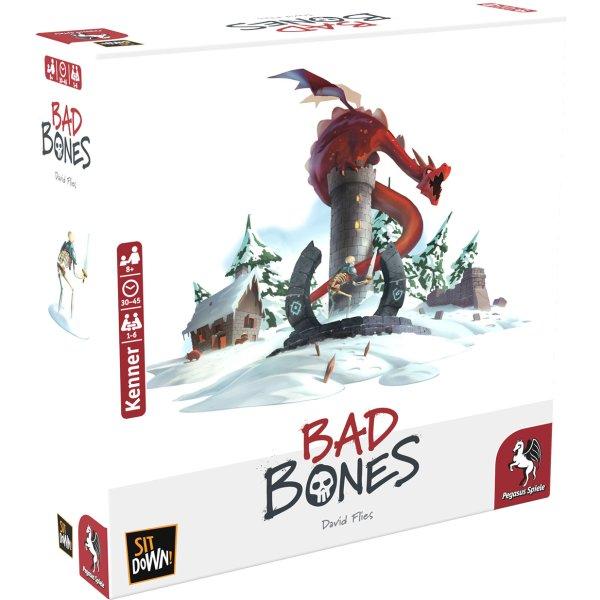 Bad Bones (deutsche Ausgabe)