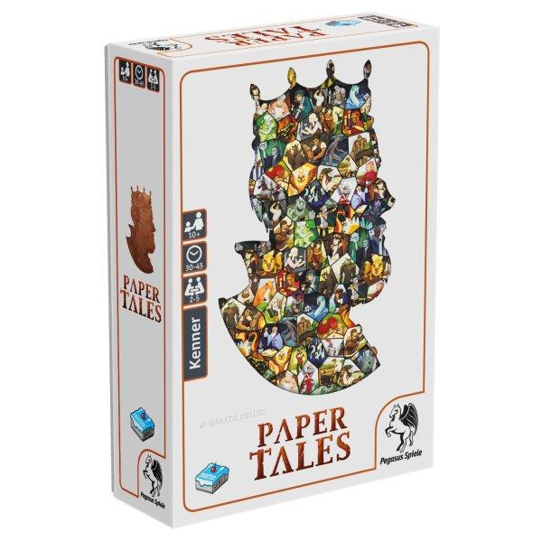Paper Tales (Frosted Games) *Empfohlen Kennerspiel des Jahres 2019*