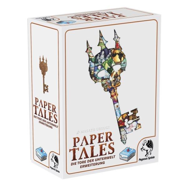 Paper Tales: Die Tore der Unterwelt [Erweiterung] (Frosted Games)