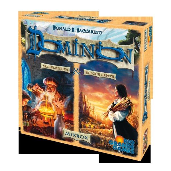 Dominion: Mixbox - Reiche Ernte + Alchemisten [Erweiterung]