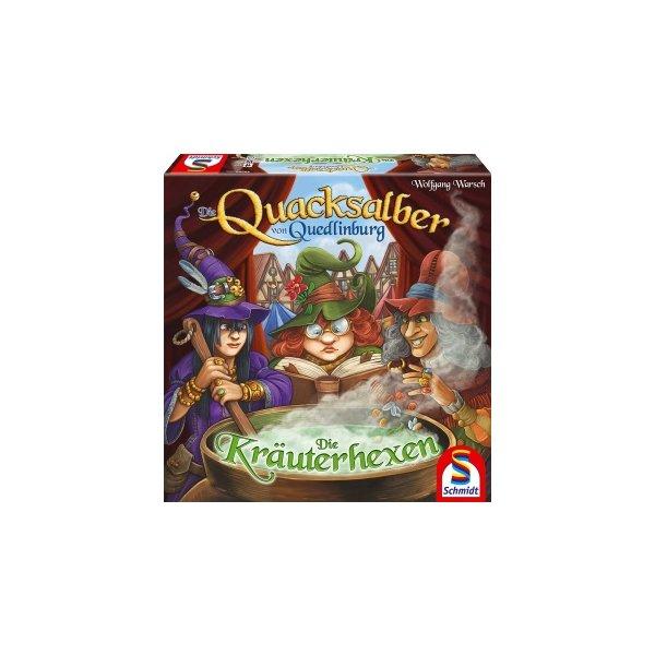 Die Quacksalber von Quedlinburg: Die Kräuterhexen [1. Erweiterung]