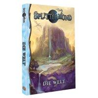 Splittermond: Die Welt (Taschenbuch)