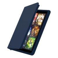 Zipfolio 360 – 18-Pocket XenoSkin – Blue