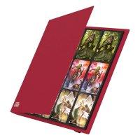 Flexxfolio 480 – 24-Pocket (Quadrow) – Red
